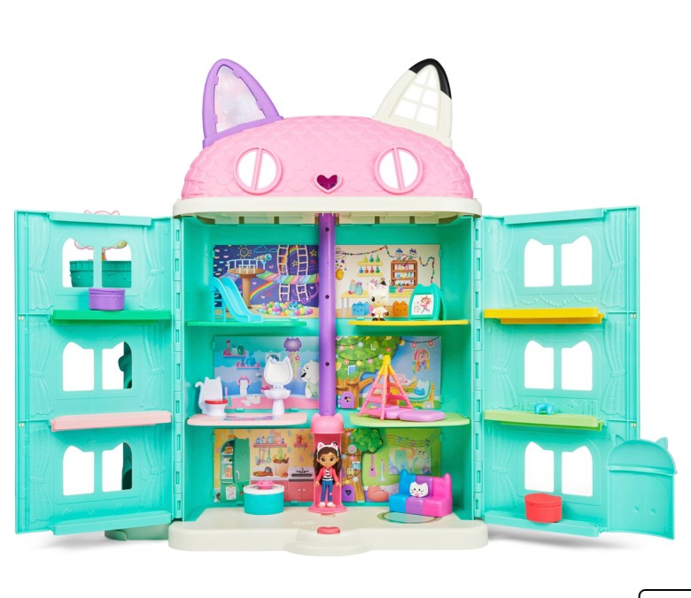 Gabby's Dollhouse: An Immersive Childhood Series for Young Kids + Giveaway 1