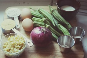 fritters, ingredients