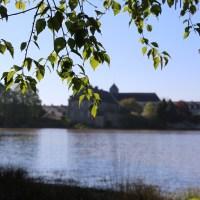 Paimpont: walk around the small lake