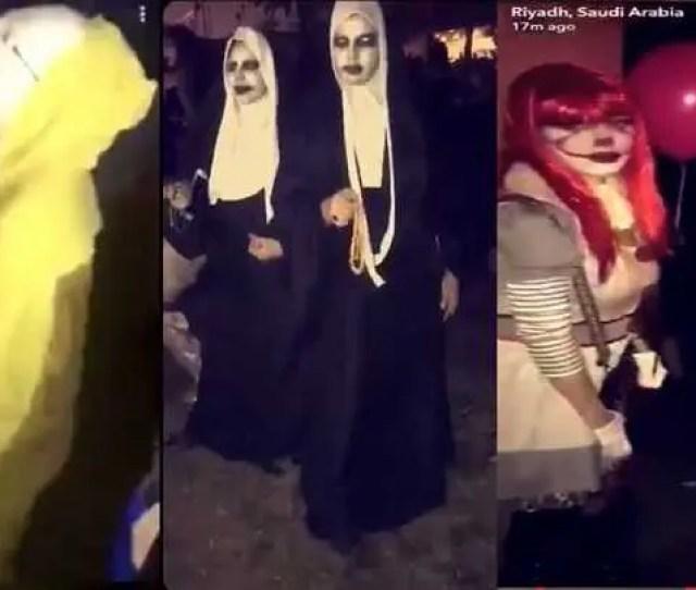 Saudi Authorities Raid A Halloween Party In Riyadh Organizers Arrested Life In Saudi Arabia