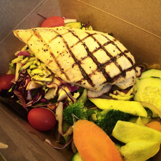 Healthy Lunch - Whole Foods