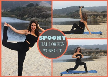 Spooky and Fun Halloween Workout