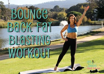 Bounce Back Fat Burning HIIT Workout