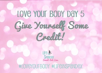 7 Days to Love the Skin You're In Love Your Body Day 5