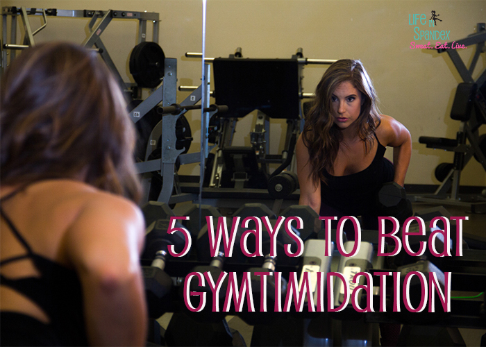 5 Ways to Beat Gymtimidation