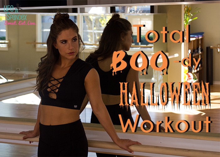 Total Body Halloween Workout