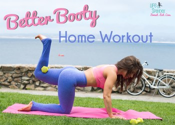 better booty home workout featured image