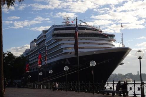 The Whybrow's Cruise Ship