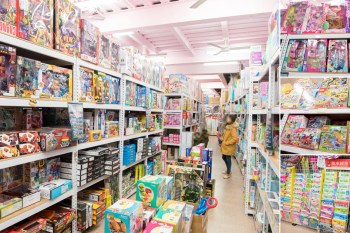 【台南賣場】便宜玩具倉庫 日韓台玩具批發 大型玩具賣場~亞細亞toys批發家族台南店