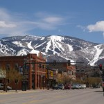 Downtown Steamboat Springs