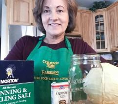 sauerkraut in a jar ingredients