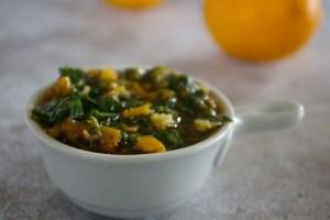 Preserved Lemon Herb Sauce