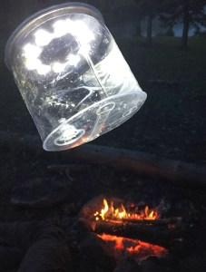 Luci light at night