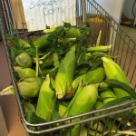 Cart of Olathe Corn