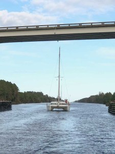 Getting Under the Bridges