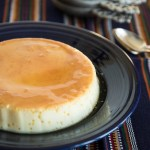Light Creamy Flan