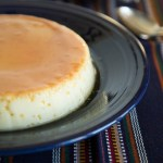 Creamy flan dessert from Instant Pot