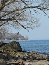 Shoreline Lake Ontario campus