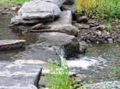 Fallbrook falling water Rice Creek