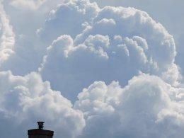 cumulus clouds neighborhood