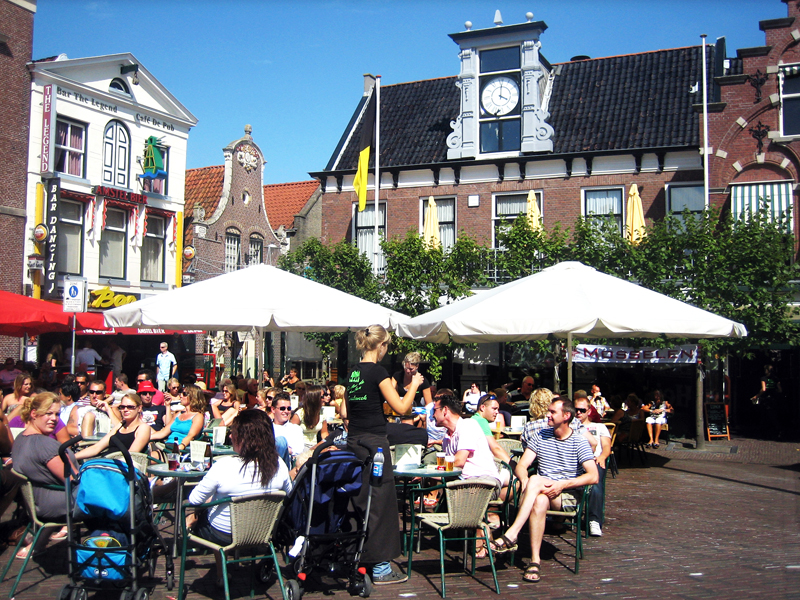 Dutch terrace