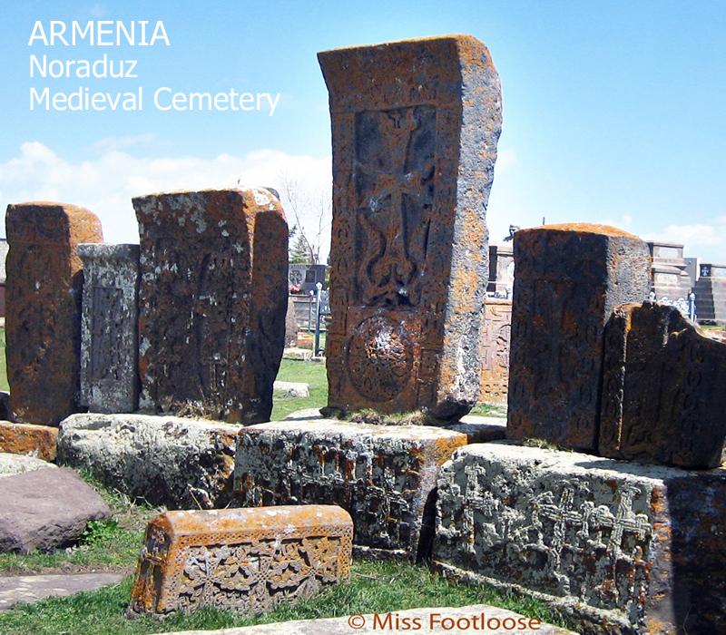 Aremenia medieval cemetery