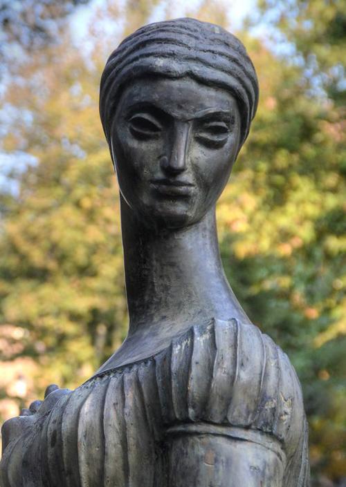 Armenian Statue
