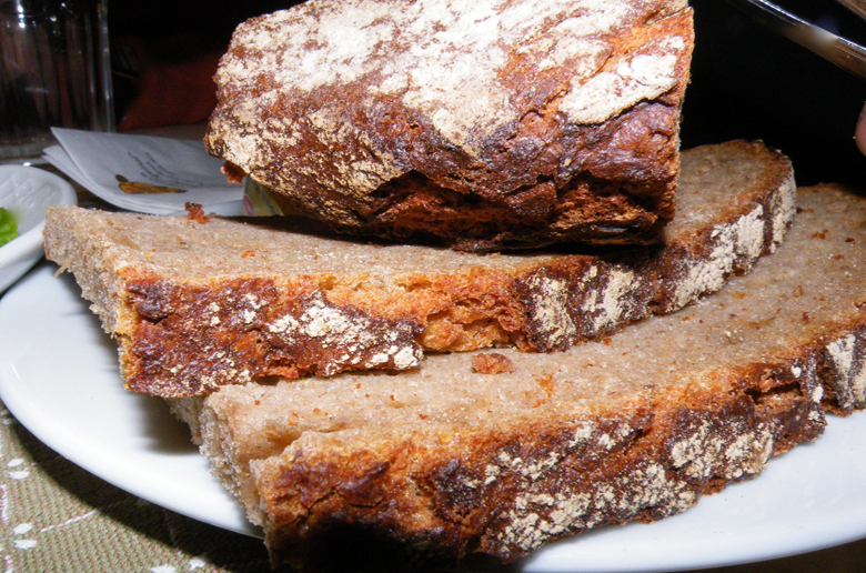 European bread