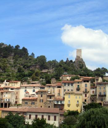 Languedoc village