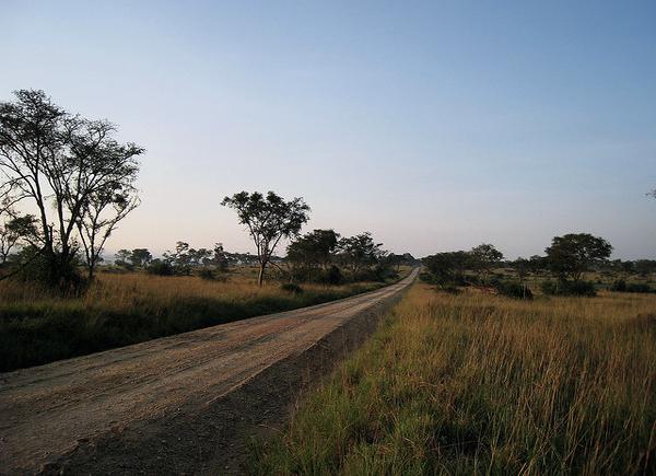 Uganda Road. Photo by Alexandra Mitchell