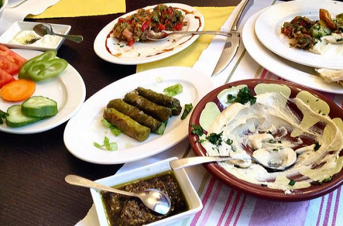 Lunch in Armenia