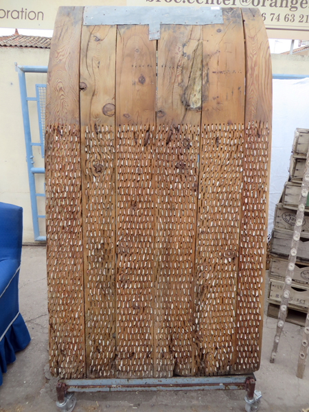 Mystery boards with stones