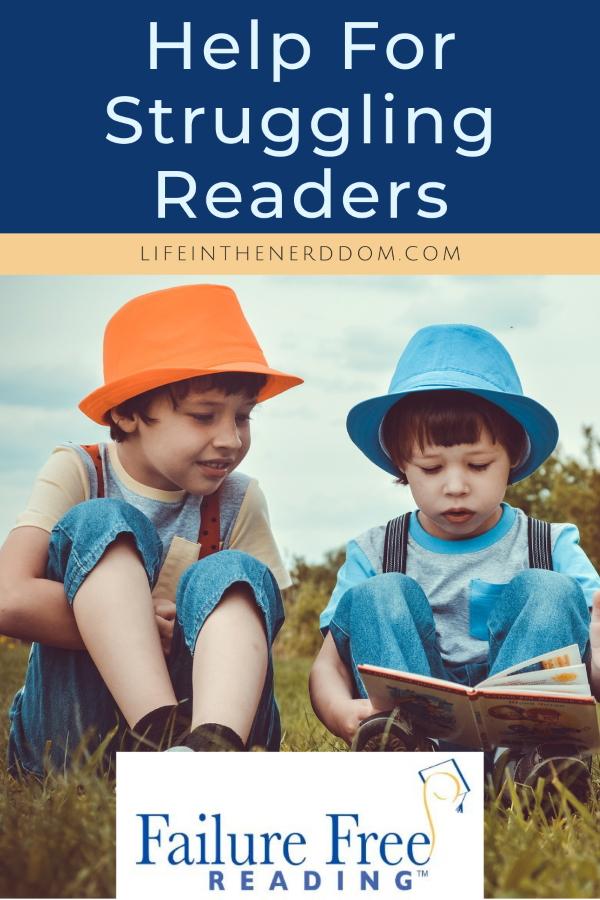 Failure Free Reading Review @ LifeInTheNerddom.com
