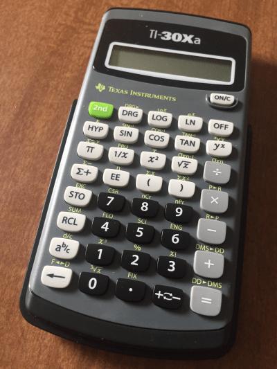 Using a Scientific Calculator in Your Homeschool @ LifeInTheNerddom.com