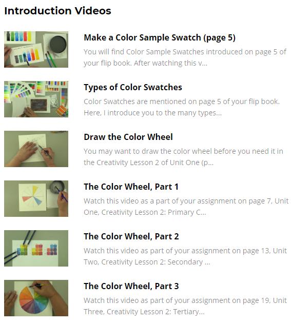 Discovering Art with ARTistic Pursuits Watercolor Pencils Course @ LifeInTheNerddom.com