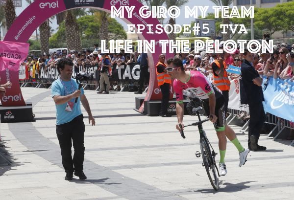MY GIRO MY TEAM – EP#5 – TVA