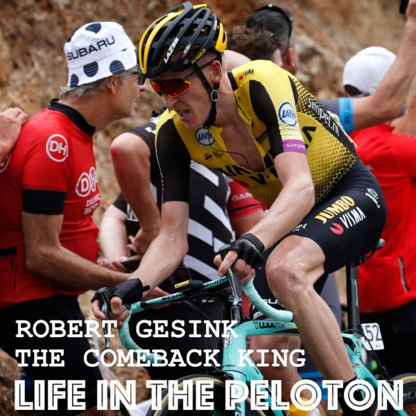 Robert Gesink – The Comeback King + A mid Giro review
