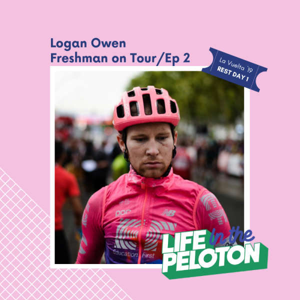 La Vuelta Part 2 – Logan Owen – Freshman on Tour