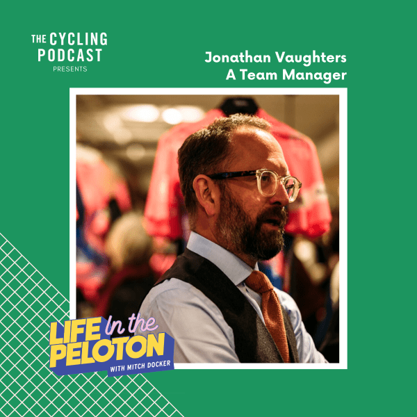 Jonathan Vaughters – A Team Manager