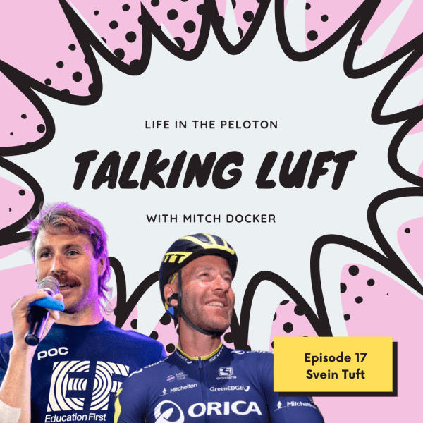 Talking Luft! with Svein Tuft. Ep. 17