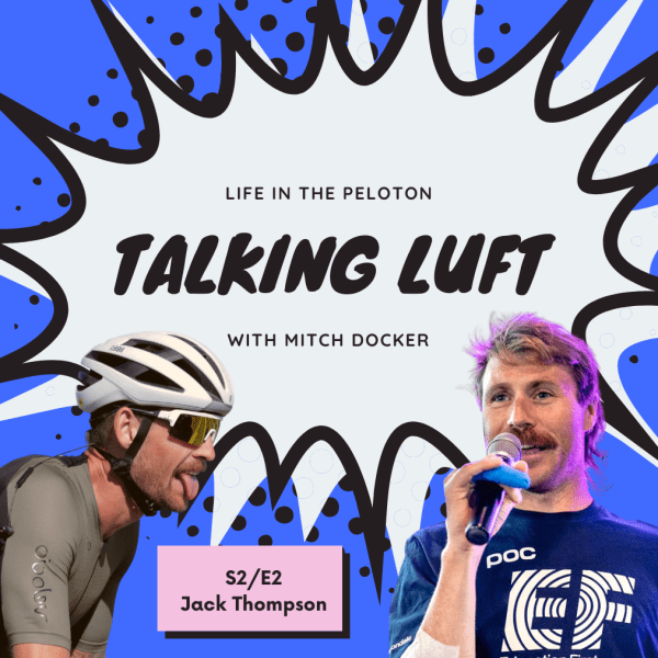 Talking Luft! with Jack Thompson. S2.E2