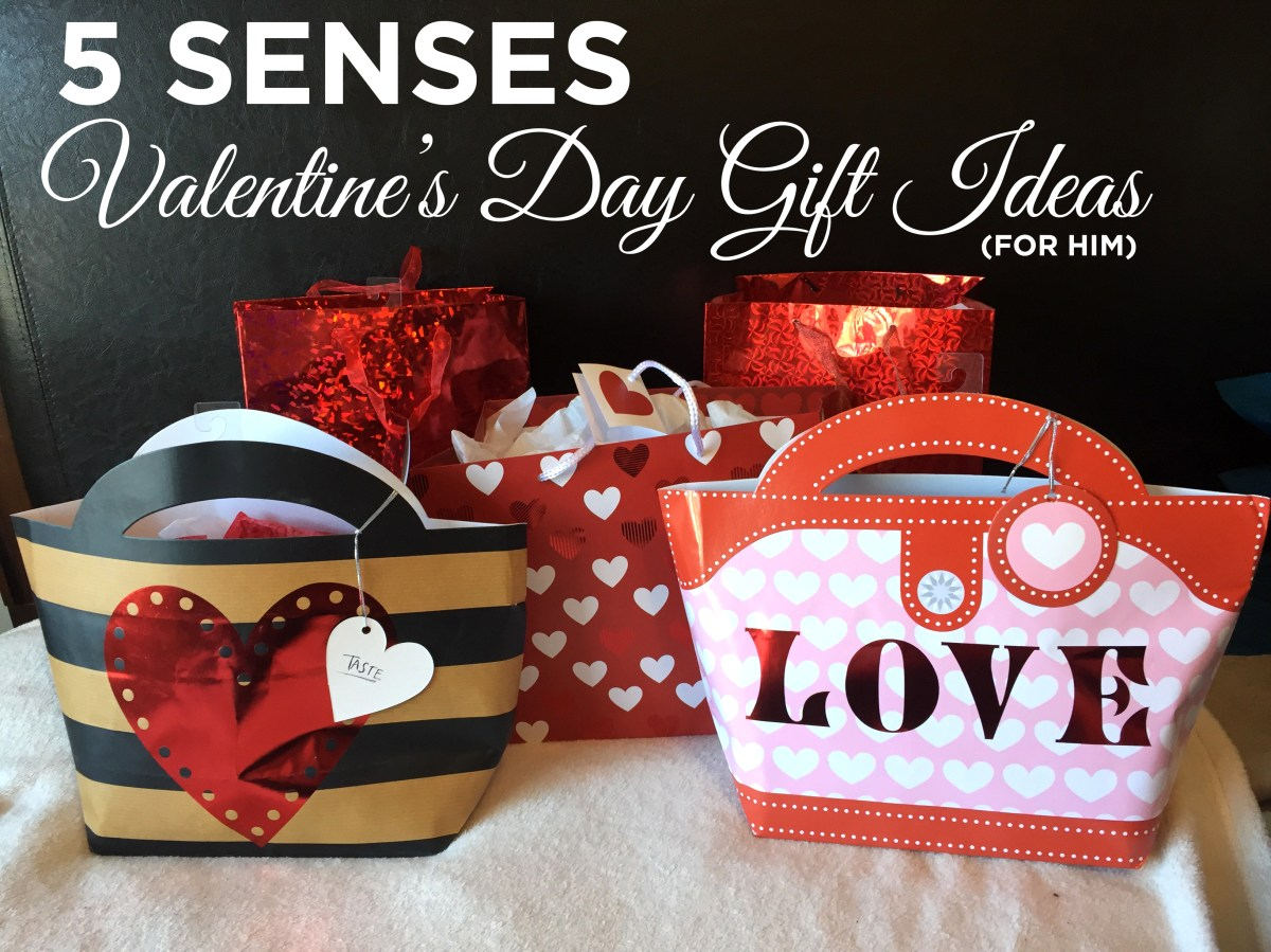 5 Senses Valentines Day Gift Idea For Him My Life In