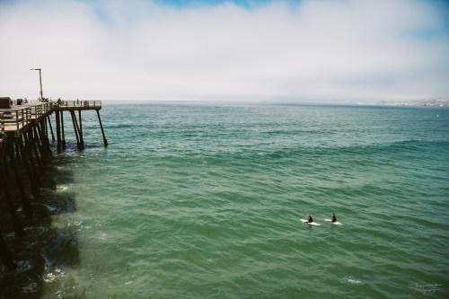 Pismo Beach, CA.