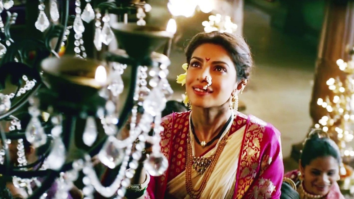 Priyanka Chopra - a brave act