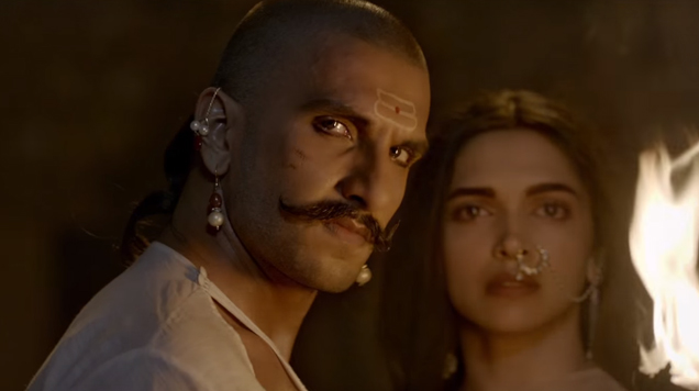 Ranveer Singh, Deepika Padukone - when love is threatened