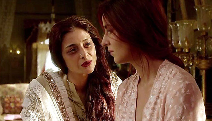 Tabu, Katrina Kaif - why always London