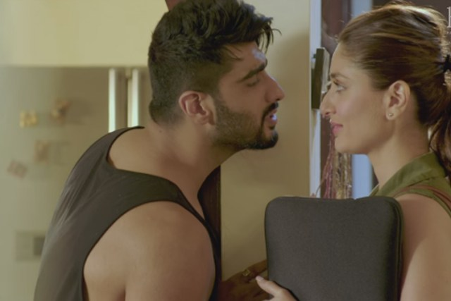 Arjun, Kareena - dont forget the cheque