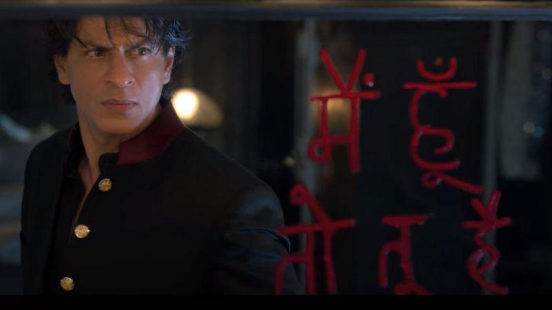 Shah Rukh Khan - mirror mirror on the wall