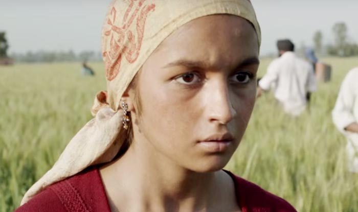 Alia Bhatt - sickle in a pickle
