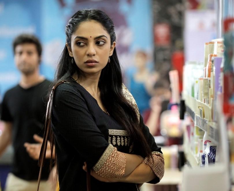 Sobhita Dhulipala  - effectively blase